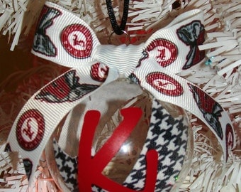 Alabama Crimson Tide Ornament -- FREE SHIPPING