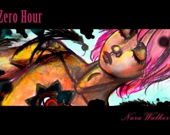 Zero Hour, Magical Girl Comic Ebook