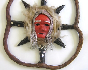 The Inuit Mask