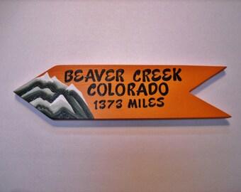 PERSONALIZED SKI SIGN, Ski Resort Sign, Favorite Ski Area Sign, Mountain Sign, Hand Painted Custom Sign, Unique Gift for Skier, Hiker