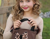 Leopard Treat Bag