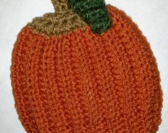Pumpkin Hat Baby Amp Child Sizes Crochet By Annelieseandserafina