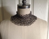 CLEARANCE Hellbent Forged Chainmaille Choker