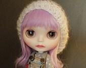 RESERVED item On layaway Blythe ooak  custom blythe doll art doll takara rbl Abstracta ooak doll  blonde by Gene P ready to ship