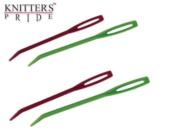 Tapestry Needle Set by Knitter's Pride /   set of 4 needles