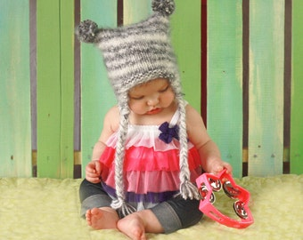 kids fall newborn to adult sizes winter hat photo prop