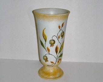 1920s Art Deco HJ Wood E Radford Vase Vintage Home Decor Art Deco Vase Vintage Vase Vintage Housewares