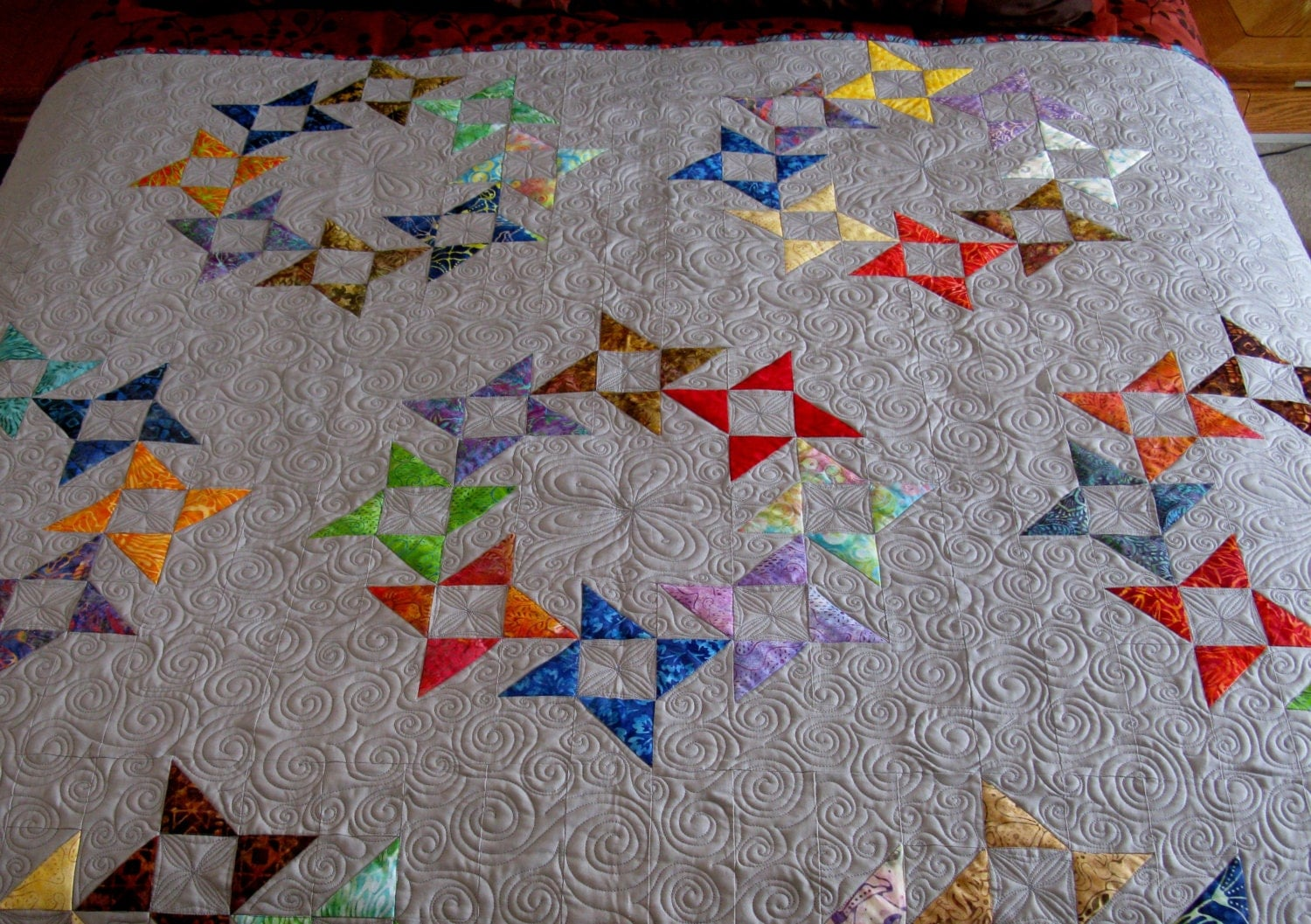 handmade quilts for sale handmade patchwork quilts for sale modern pinwheel 6662