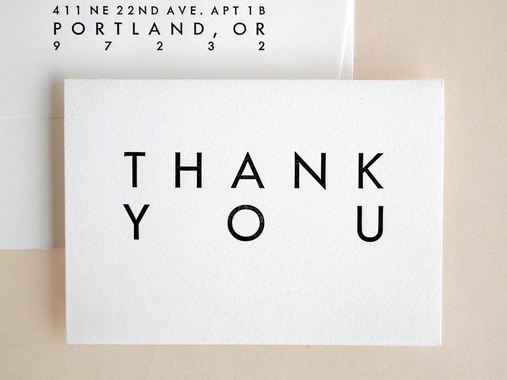 Bulk thank you cards | Etsy