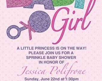 Baby Shower/Sprinkle Invitation