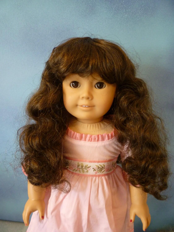 American Girl Doll Wig 46