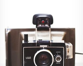 Polaroid Land Camera Colorpack II Green