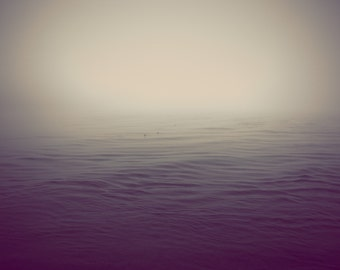 Ocean Photography Print - Vancouver, BC - Seawall, Stanley Park