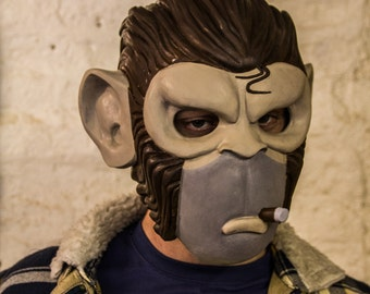 Space Monkey mask Replica