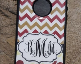 Florida State Seminole Monogrammed Otterbox iPhone case