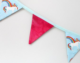 Space bunting space themed banner fabric bunting by for Space inspired fabric