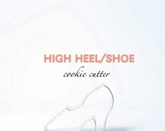High Heel Glass Slipper Cookie Cutter