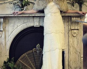 Ophelia - Crystal Lace Bohemian Headchain.