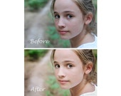 Premium Photoshop Retouch Airbrush of Your Photo