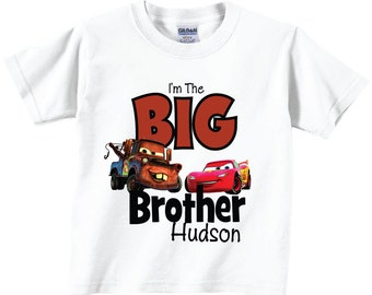 Big Brother Shirt, Big Brother Tshirts