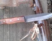 Made to order - Bushcrafter, Bushcraft knife, Survival knife, Hunting Knife, Camp knife, Full tang knife, Knife