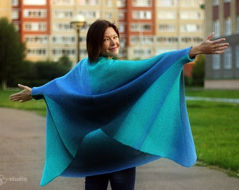 Plus Size Clothing oversize sweater coat  by ToBeStudio Plus size cardigan Wool women oversized sweater Oversize wool coat Plus size clothes