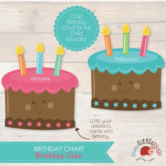 Birthday Cakes For Educators