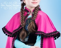 Frozen Anna Hat ADD-ON