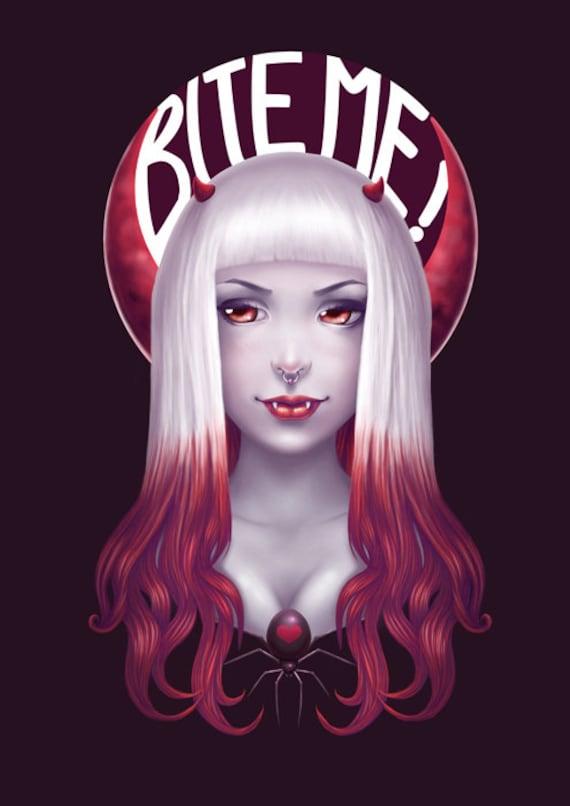 sexy vampire poster - photo #13