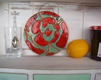 Ceramic Wall Hanging/Tile