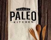 Proud Paleo Kitchen - Organic Cotton Floursack Tea Towel - Eco-Friendly - Tasty Yummies