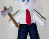 Boss Damn it Doll, Co-worker gift, Supervisor Damn it Doll, Employee Stress Relief
