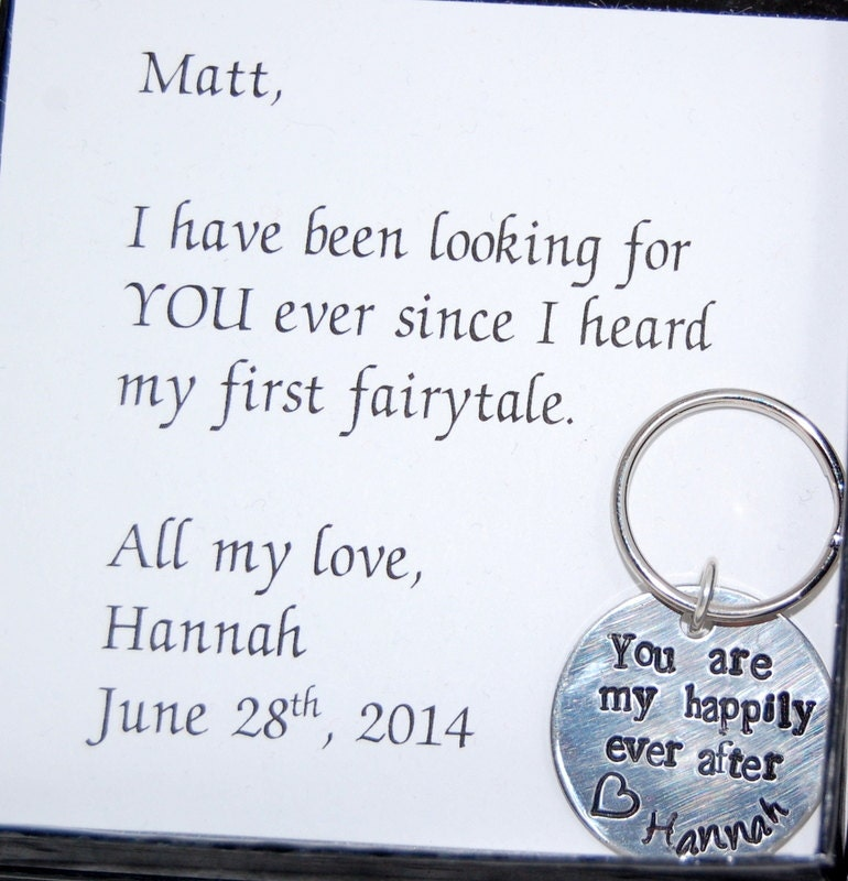 GROOM Gift From Bride To Groom From Bride Gift By