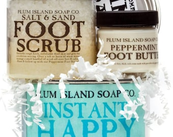 Instant Happy Feet Gift Set