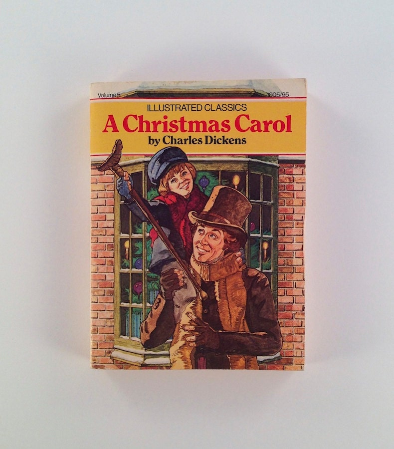 Christmas Carol by Charles Dickens McDonalds Moby Books