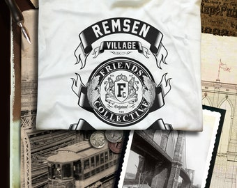 Remsen Village Brooklyn N.Y.  T-shirt