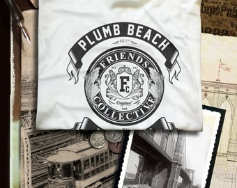 Plumb Beach Brooklyn N.Y.  T-shirt
