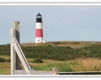 iphone Case , Fine Art Photography, iPhone 4/4s, iPhone 5/5s, iPhone 6, Nantucket Lighthouse, Sankaty Lighthouse