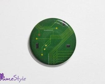 Button -  Circuit Board
