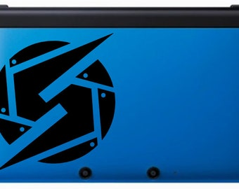 Samus Logo Decal