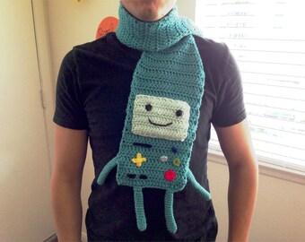 BMO Crochet Scarf