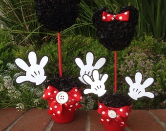 Minnie Mouse Centerpiece, 15 Inches    Minnie Mouse Party Decorations