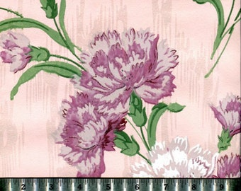 Vintage Wallpaper - Violet - By the Yard