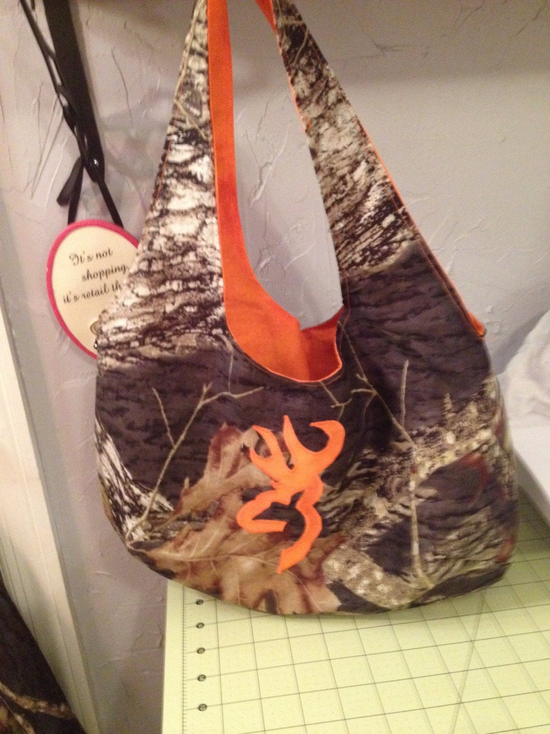 Pick Your Color Mossy Oak Camo Purse With