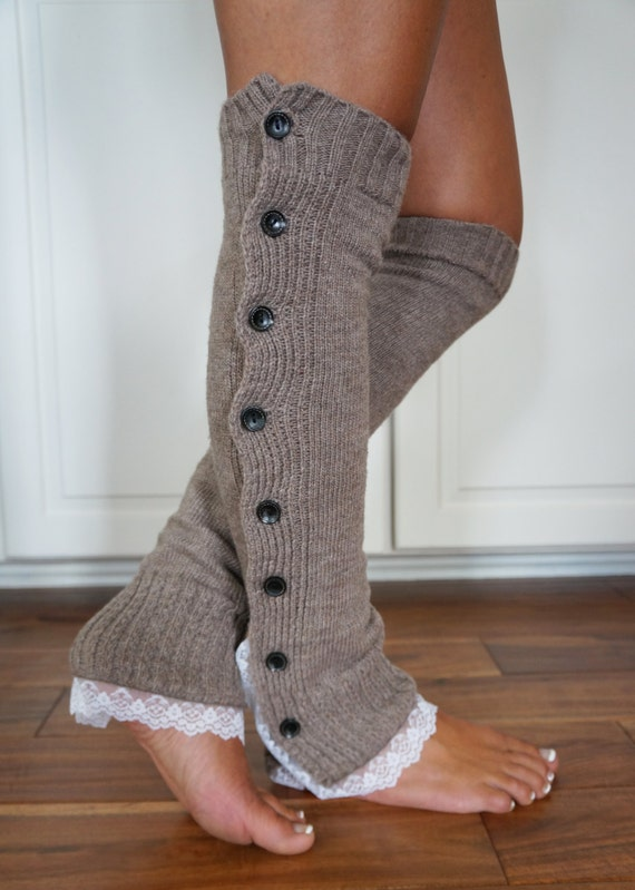 Boot Cozies Lace And Button Leg Warmers And Boot By ...