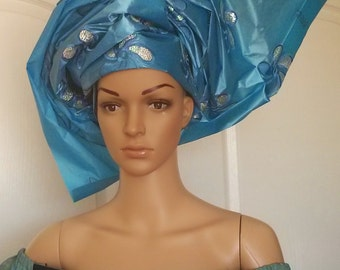 AFRICAN HEADTIES / WRAP (Gele)