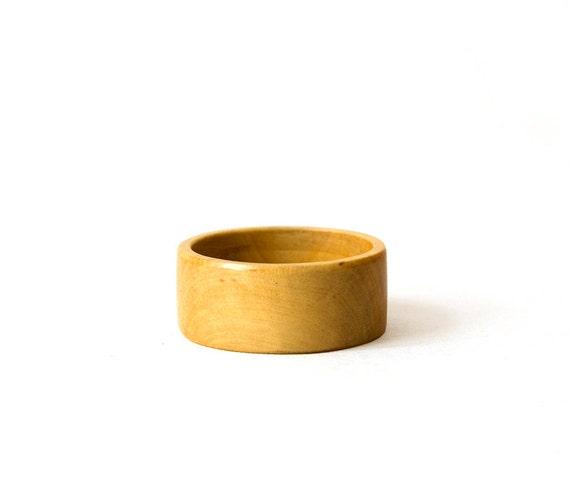 Boxwood Ring Wood Ring Mens Wedding Band Men Ring