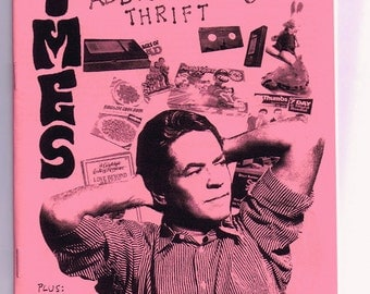 Thrifty Times 21 - A Zine about Thrifting