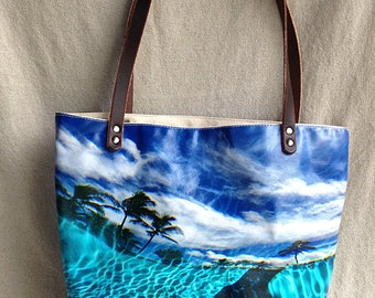 Pool Bags - Giclee Tote Swimming Po ol Photo - color ...