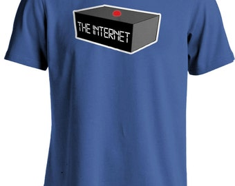 The IT Crowd - The Internet Box T-shirt